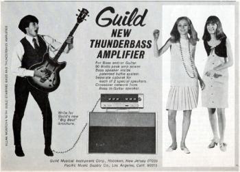 Guild Thunderbass 4