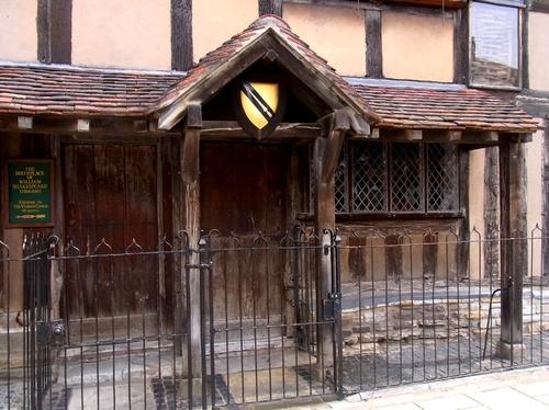 イギリスB2012.06 402 シェイクスピア生家