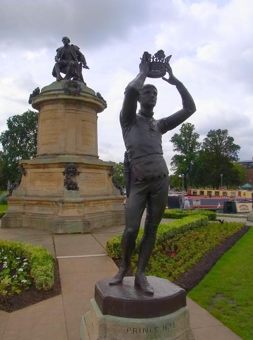 イギリスB2012.06 377 シェイクスピア