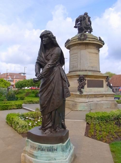 イギリスB2012.06 379 シェイクスピア