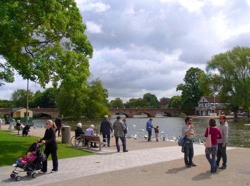 イギリスB2012.06 385 水路