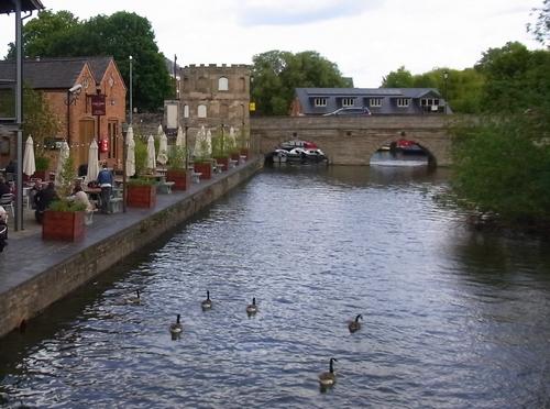 イギリスB2012.06 383 水路