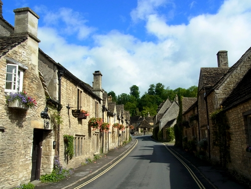 イギリス2012.06 076  Castle Combe