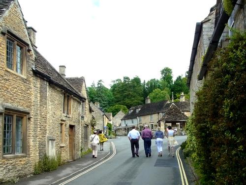 イギリス2012.06 093  Castle Combe