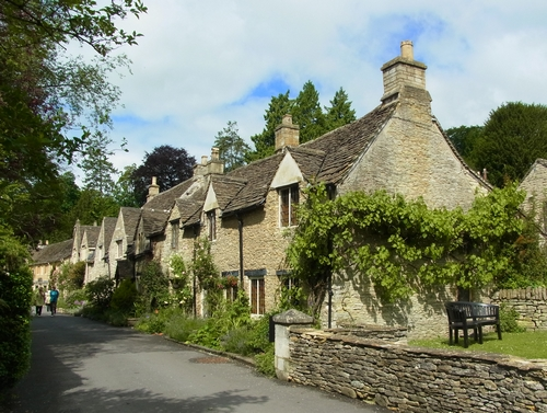 イギリス2012.06 129  Castle Combe