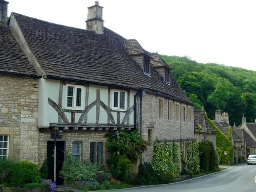 イギリス2012.06 153 Castle Combe