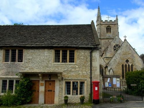 イギリス2012.06 151  Castle Combe