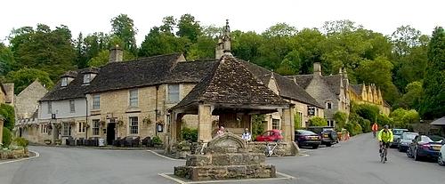 イギリス2012.06 100  Castle Combe-2