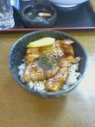 網焼き豚丼