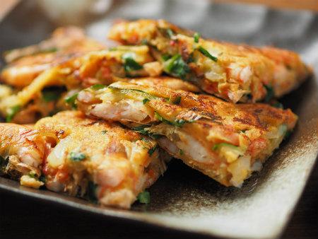 芝海老のチヂミ風|魚料理と ... : 小麦粉 作り方 : すべての講義