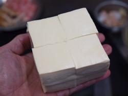 豆腐のもやしあんかけ11