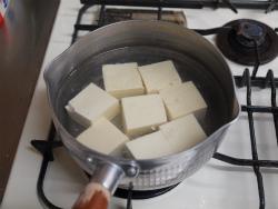 豆腐のもやしあんかけ15