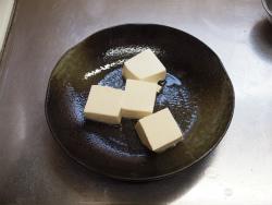 豆腐のもやしあんかけ20