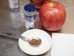 フルブラりんご鶏レバーりんご08