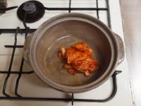サンマのキムチ鍋48