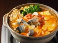 サンマのキムチ鍋15