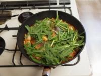 鯖のキムチ煮27