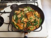 鯖のキムチ煮30
