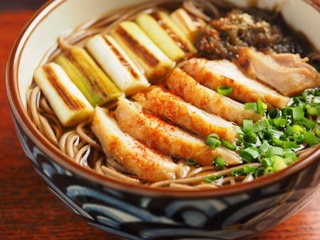 鶏南蛮蕎麦43