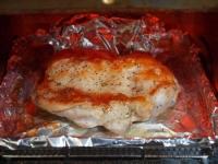 にんにくホイル焼き鶏塩焼き47