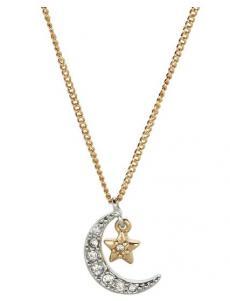 ジューシークチュール Moon Star Necklace