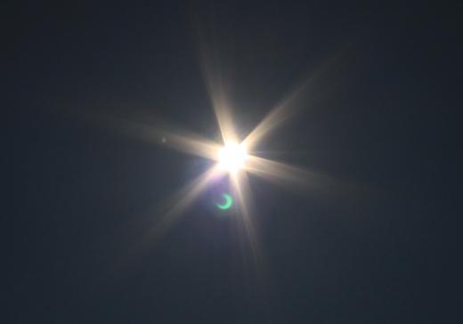 金環日食01