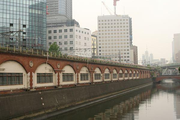旧.万世橋駅跡