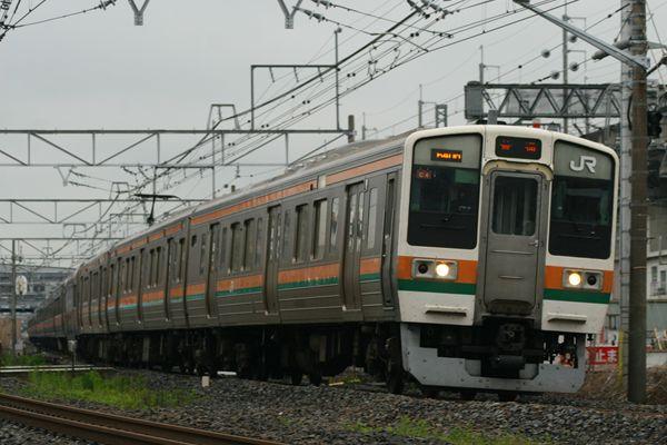 211系 C4編成ほか