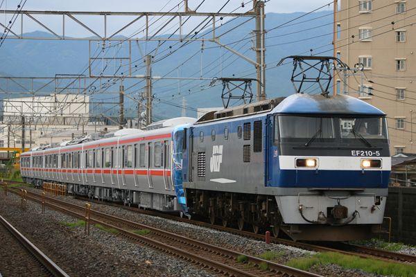 EF210-5+2000系第71編成