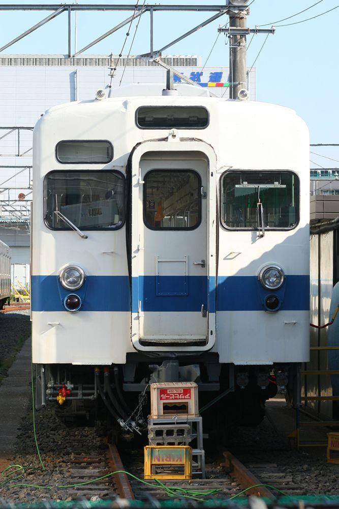 クハ8411号車