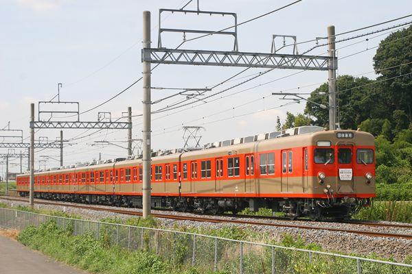8111F団臨 往路☆