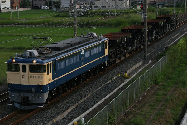 EF651105+ホキ