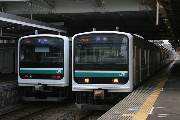 それぞれ発車☆