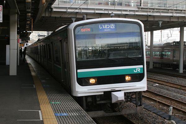 K704編成が乗車電☆