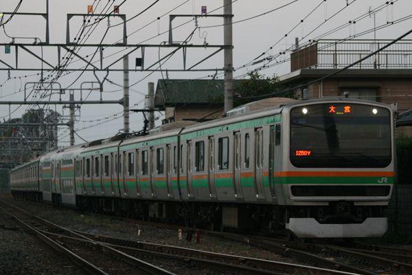 U508編成