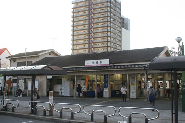 岩槻駅 駅舎