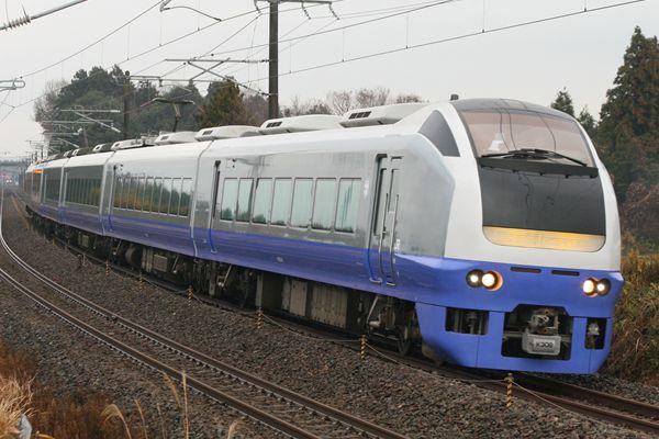E653系 K308編成