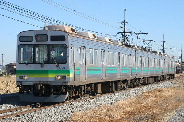 7500系 7501F