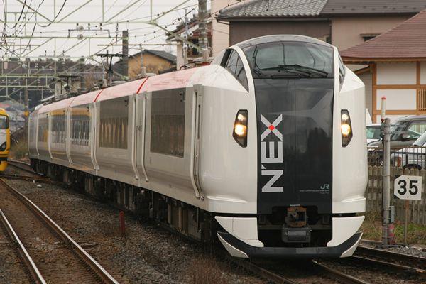 E259系NEX