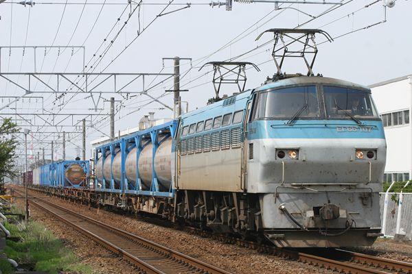EF66107+コキ