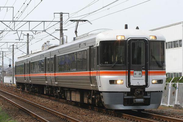 373系 F4編成