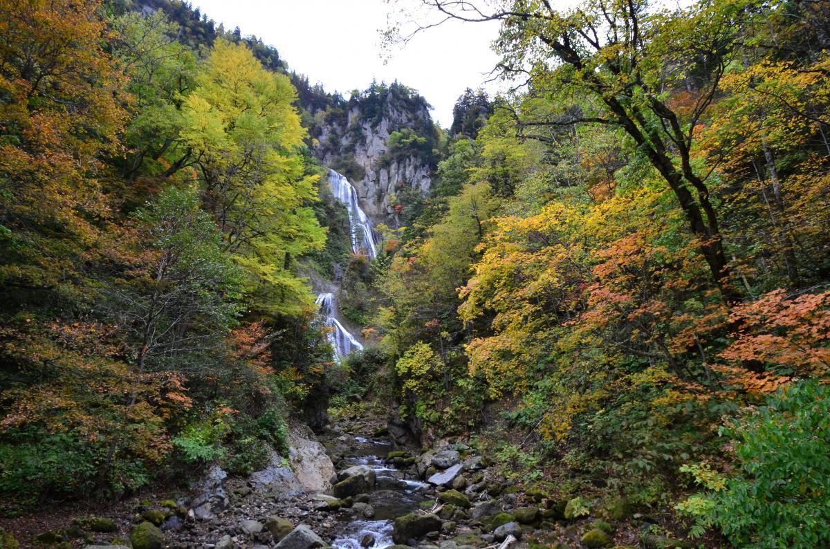 天人峡 ・ 羽衣の滝 | ひがし北海道で・・・今日は何すっかな?