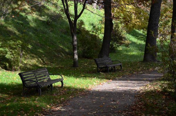 北見市内の公園