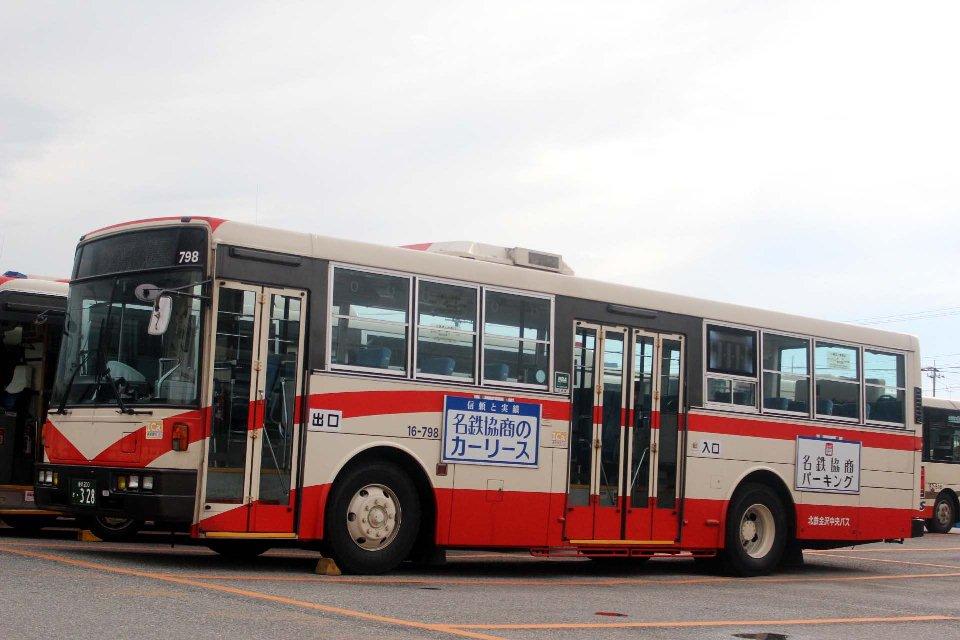 北鉄金沢中央バス 16-798