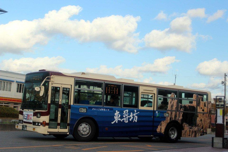 京福バス か684