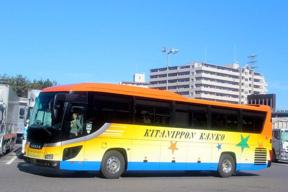 北日本観光バス あ317