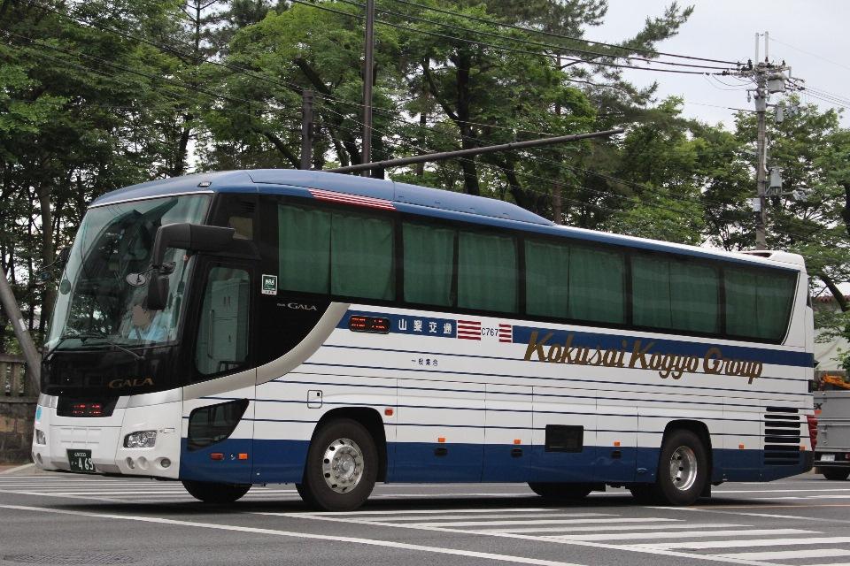 山梨交通 C767