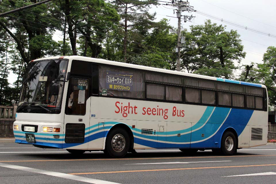 さくら観光バス か939