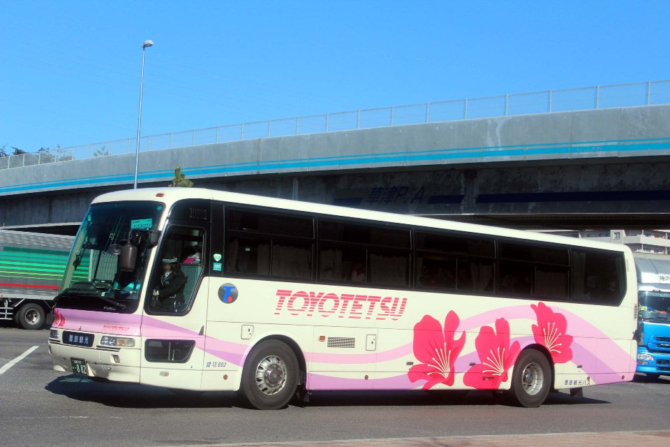 豊鉄観光バス 882