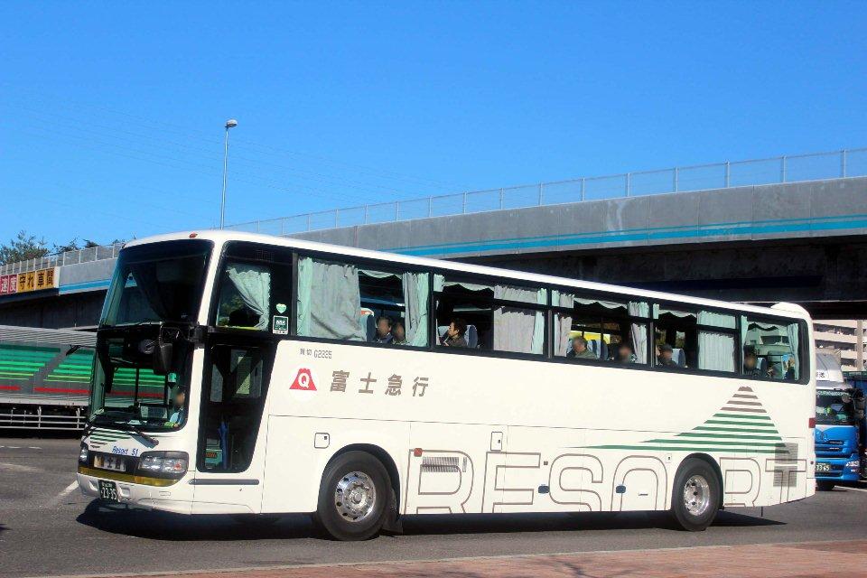 富士急行 G2335